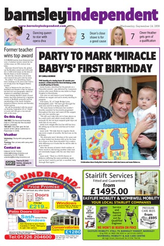 19111a01822 Barnsley Independent (week 39) by Barnsley Chronicle - issuu