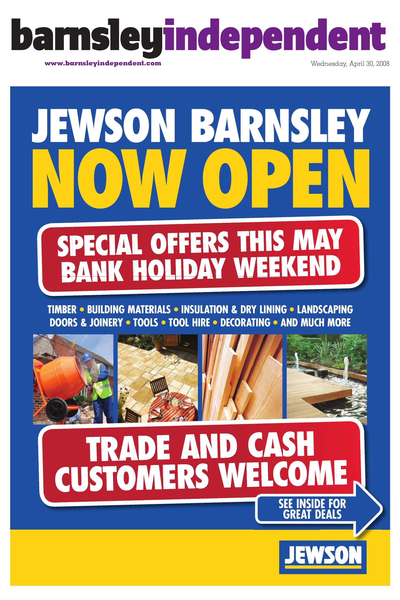 online retailer 7ea5d 963c1 Barnsley Independent (week 18) by Barnsley Chronicle - issuu