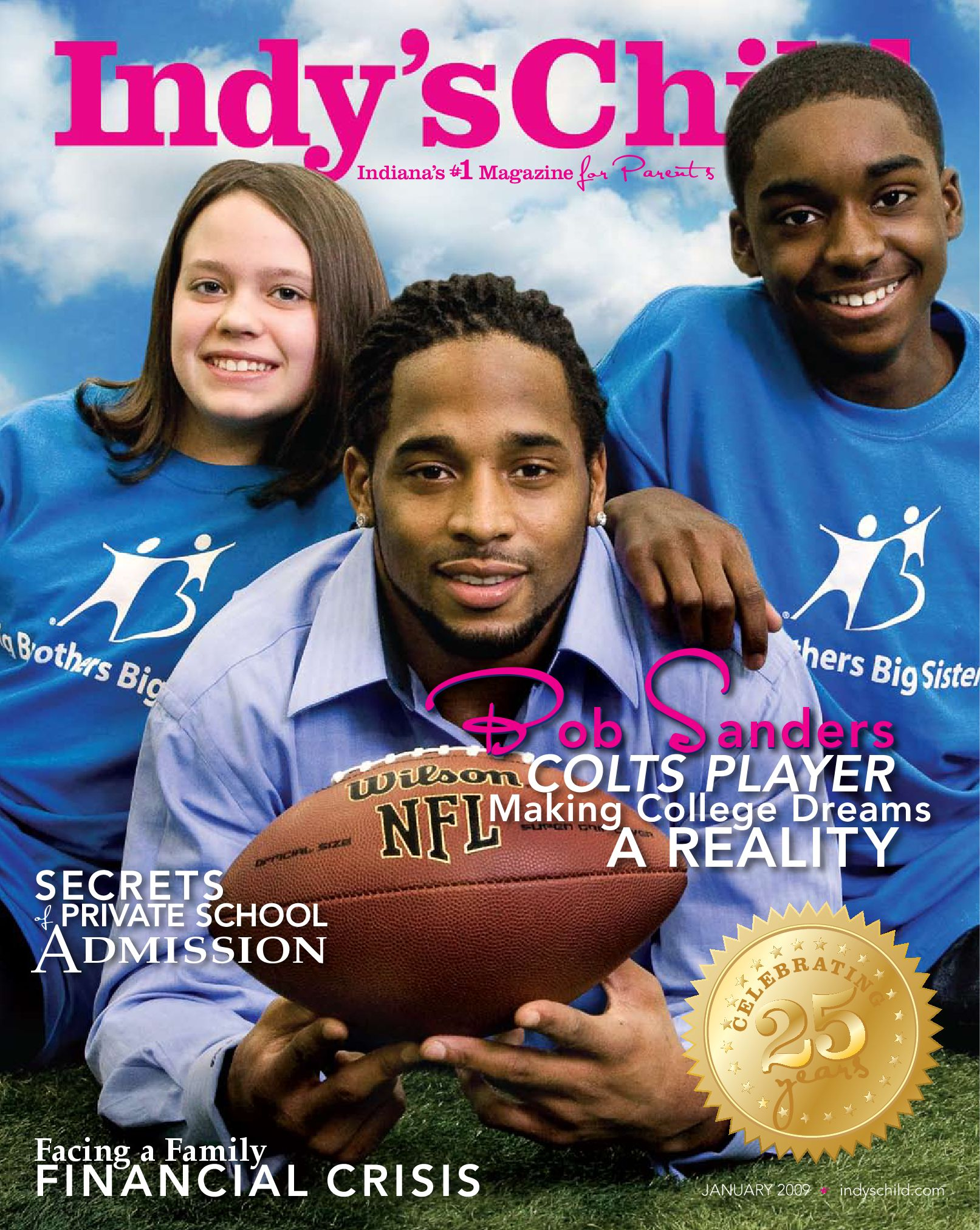 Indy's Child // 01.2009 by Midwest Parenting Publications ...