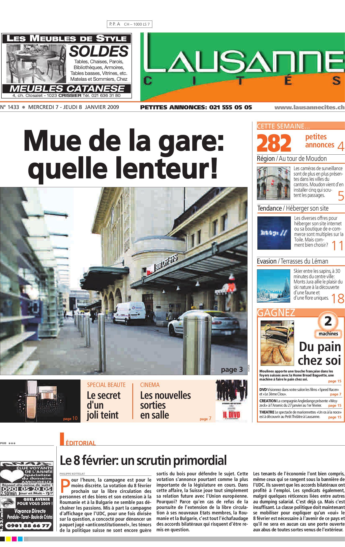 LC 08.01.09 by GHI   Lausanne Cités - issuu 2985da8cd479
