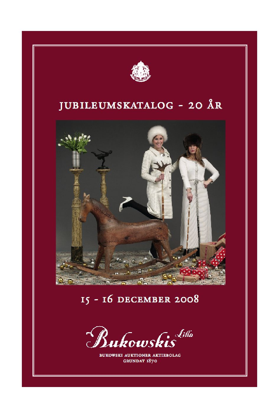 Lilla Bukowskis Jubileumskatalog S186 by Bukowskis - issuu 30c216653862f