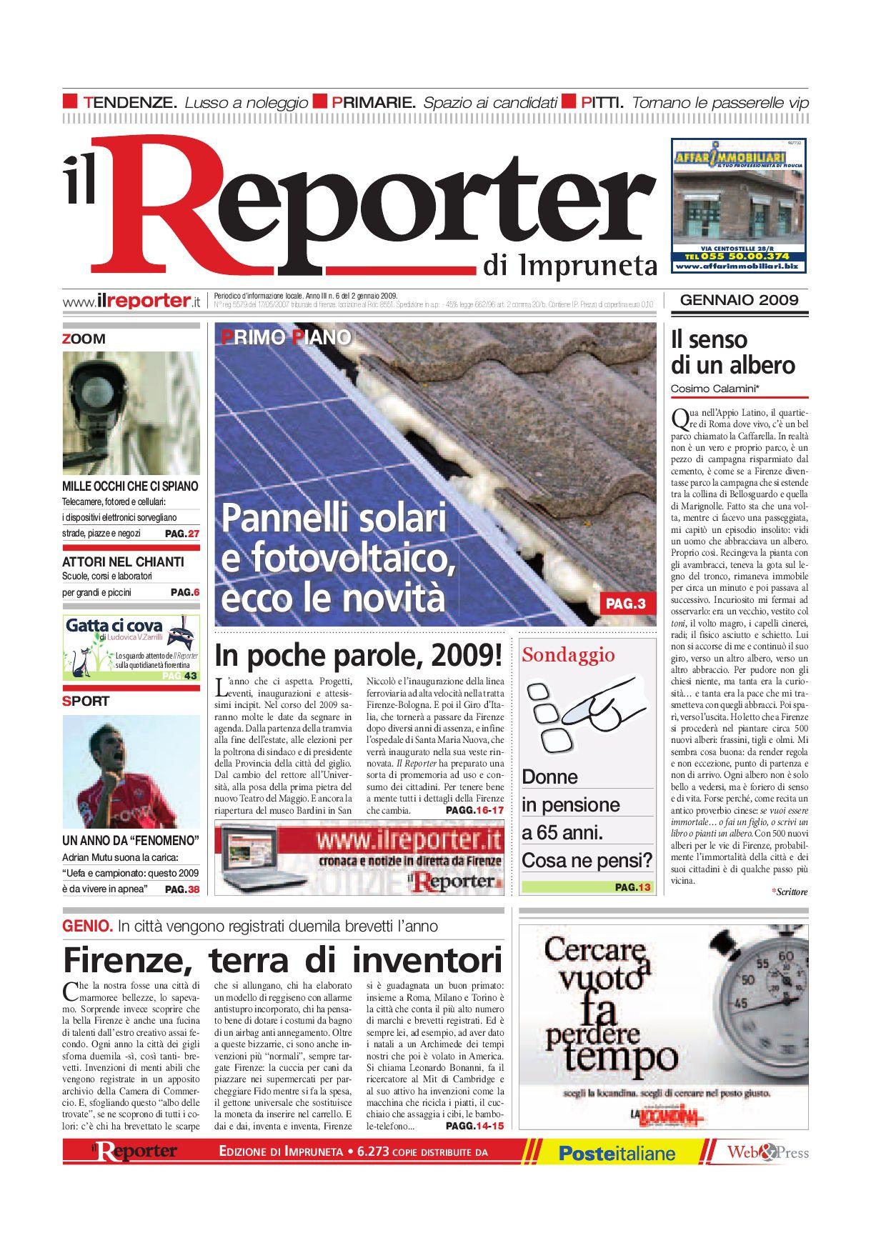 Il reporter-Impruneta-gennaio 2009 by ilreporter - issuu 174285aff25e