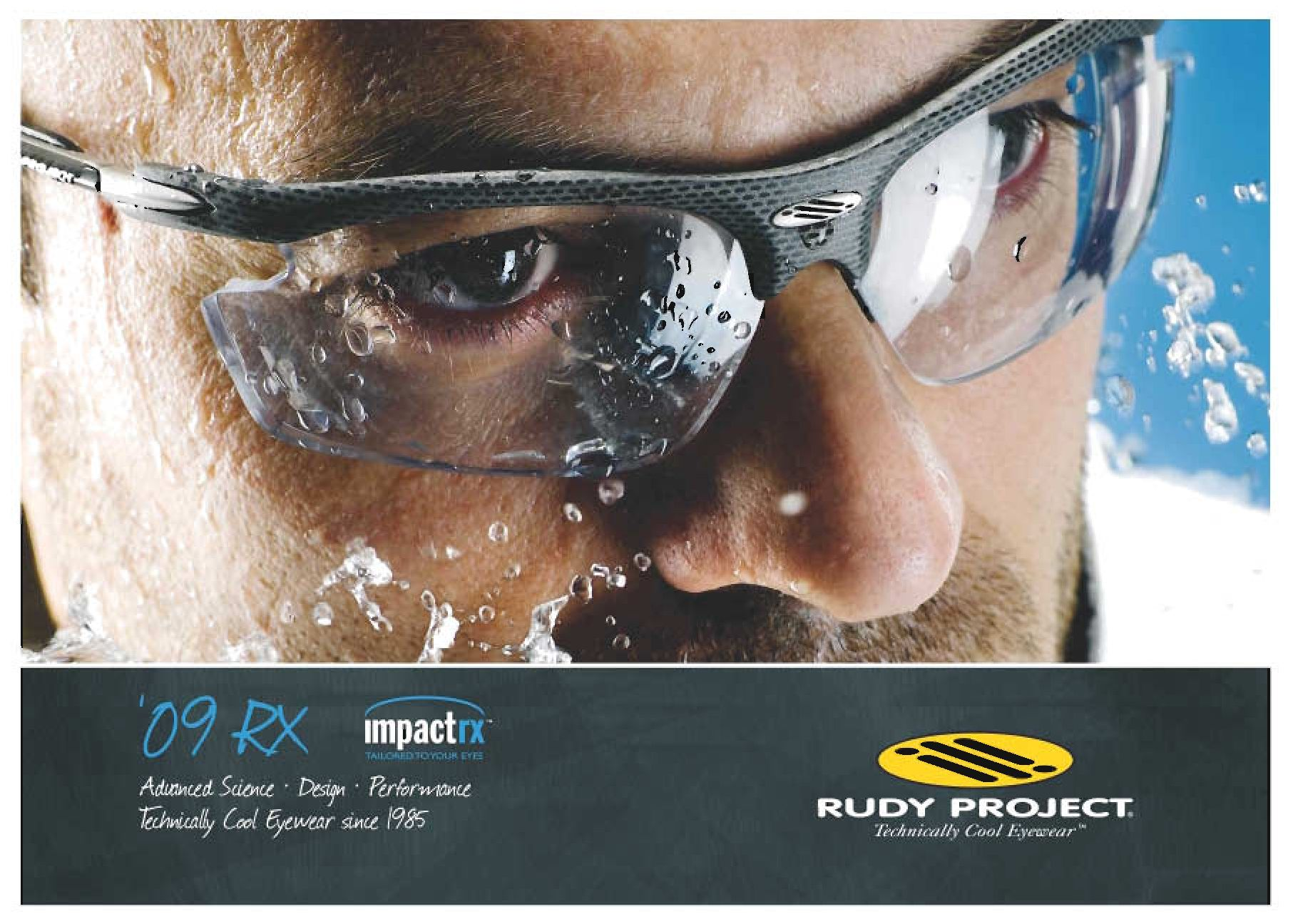 1dfc0d6303 Rudy Project Sunglasses Catalog 2012 by Rudy Project - issuu