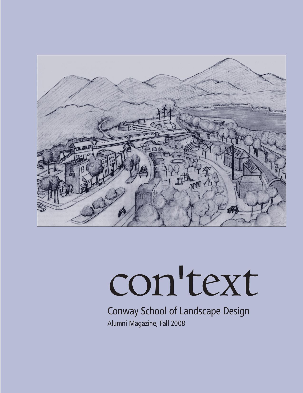 con'text Fall 2008 by The Conway School issuu