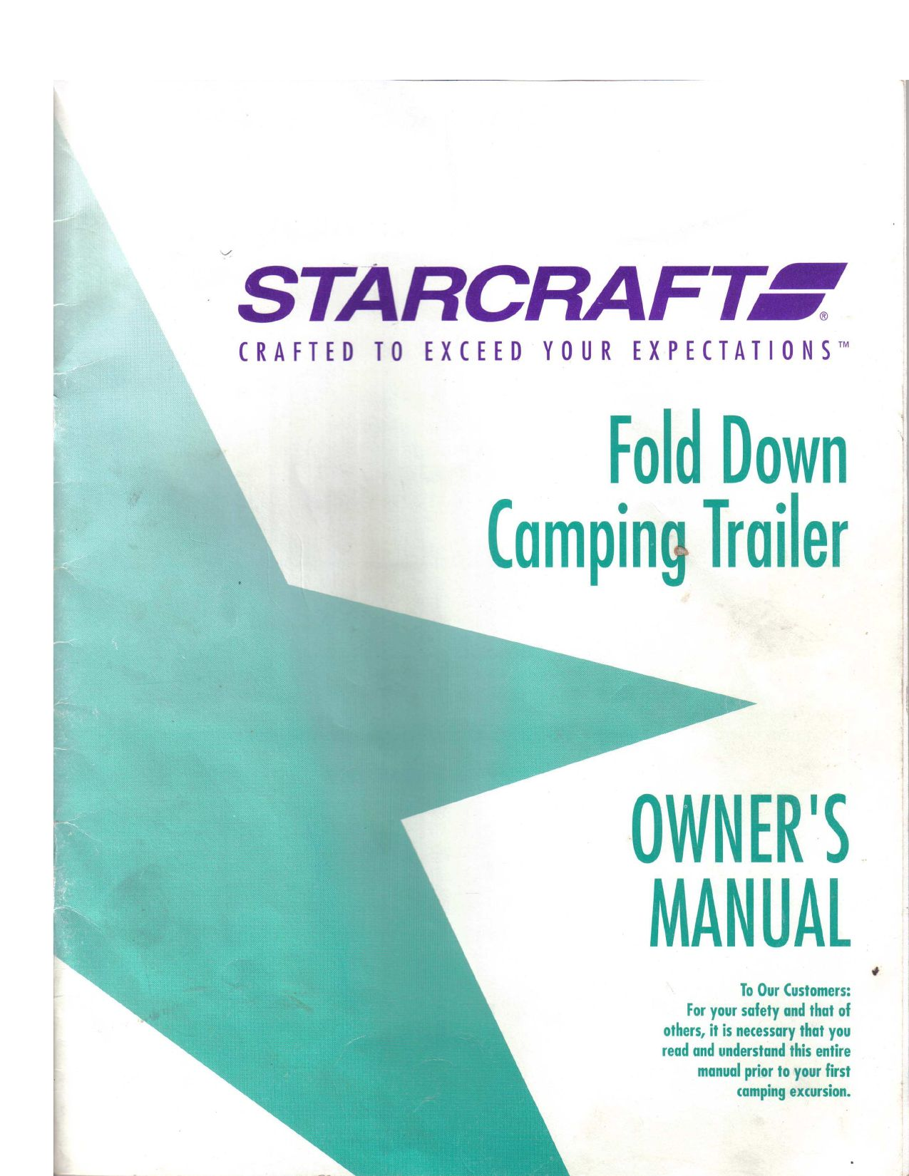 page_1 1994 starcraft pop up camper by lance greenwood issuu starcraft truck camper wiring diagram at mifinder.co