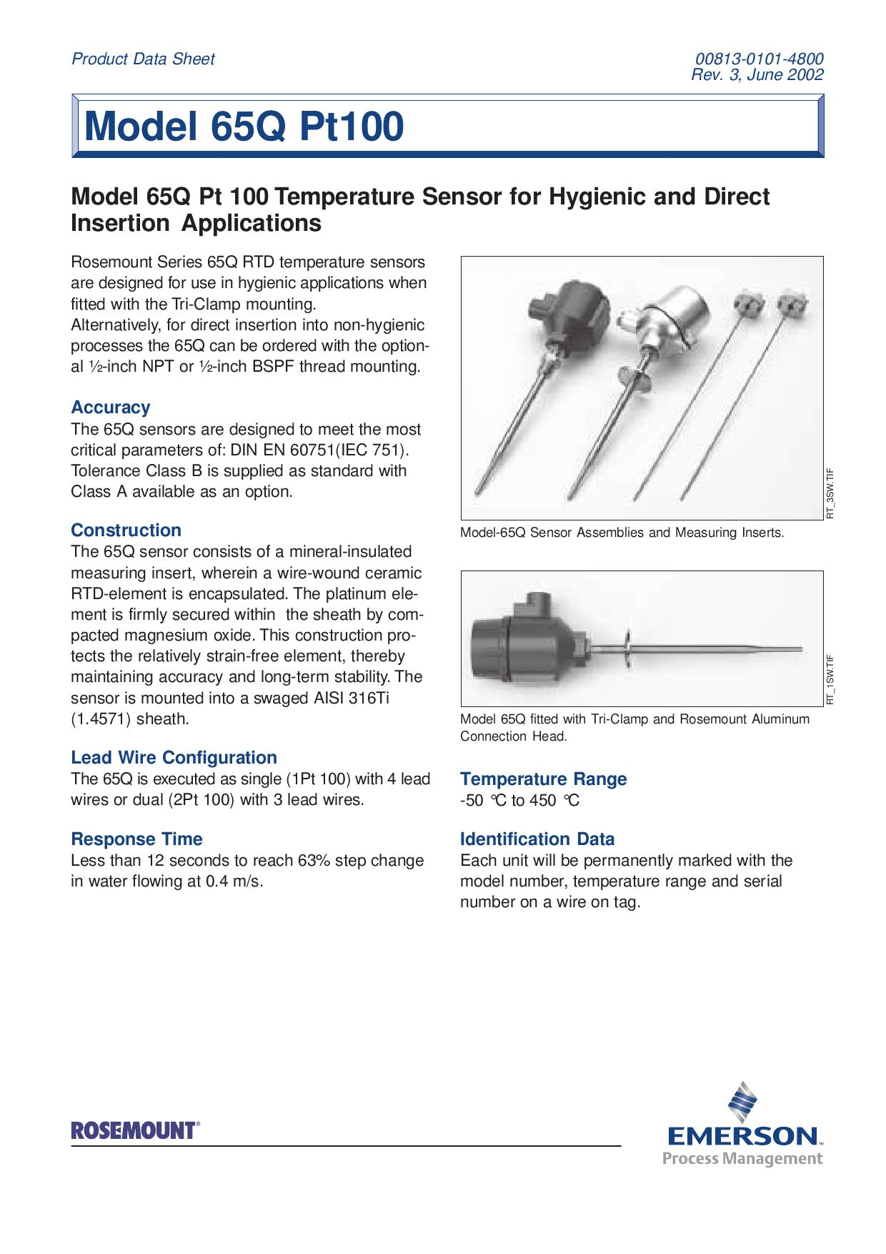 Pt100 Temperature Sensor Wiring Guide And Troubleshooting Of 2 Wire Rtd Diagram Rosemount 3 Temp