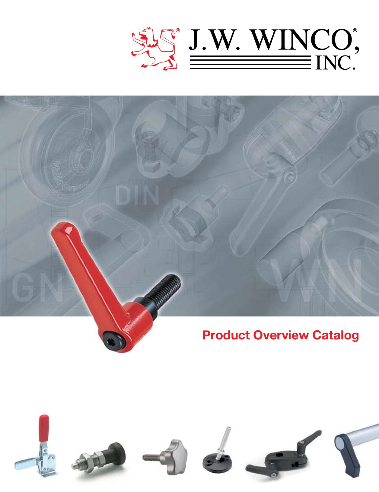 J W Winco Product Overview Catalog by Diane Lau issuu