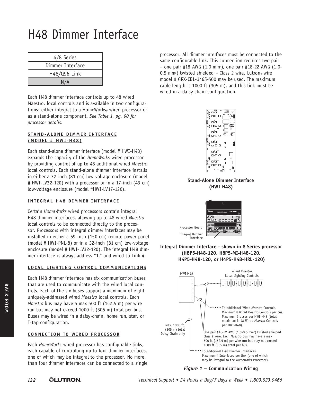 lutron switch wiring diagram h48 dimmer interface i nt roduct i on sp eci fi by ...
