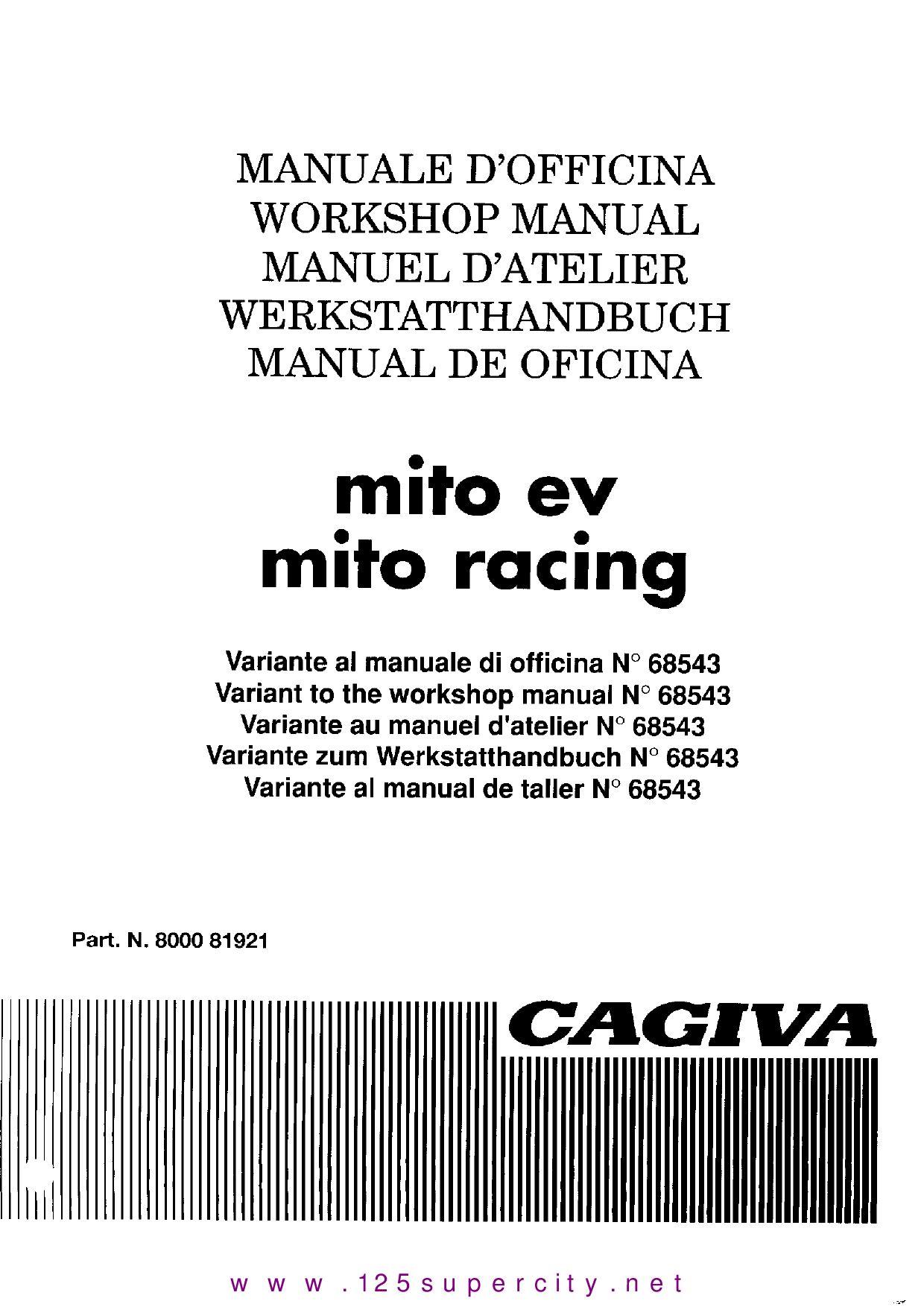manuel cagiva mito ev racing 95 by christ cfouq - issuu