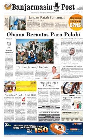 Banjarmasin Post - 23 Januari 2009 35e17ffc82