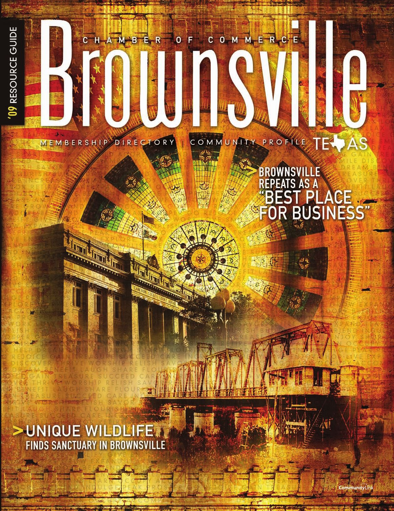 Brownsville, TX 2009 Membership Directory and Community Profile by ...
