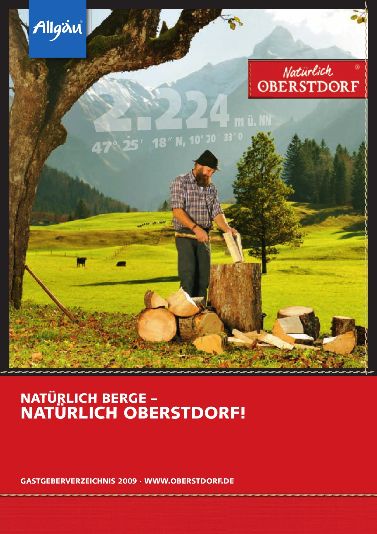 Kaleidoskop 2009 by Tourismus Oberstdorf issuu