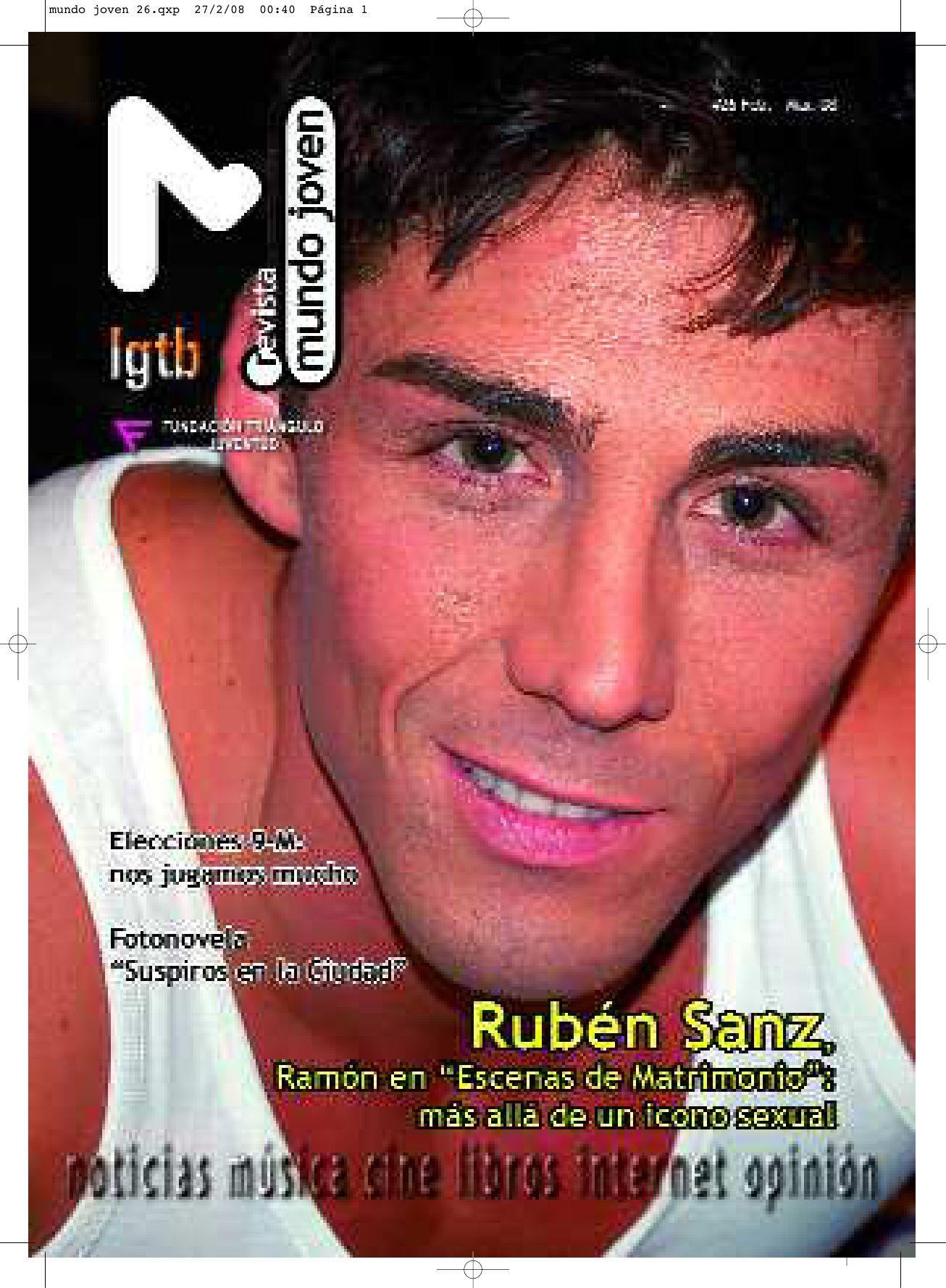 MJ26 by Fundación Triángulo por la igualdad social de lesbianas ...