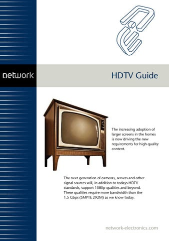 an introduction to hdtv high definition television broadcasting Buy hdtv antenna by watchfree hdtv - amplified high definition tv antenna    50 mile range w/ in-line signal amplifier for best reception   11ft coax cable.