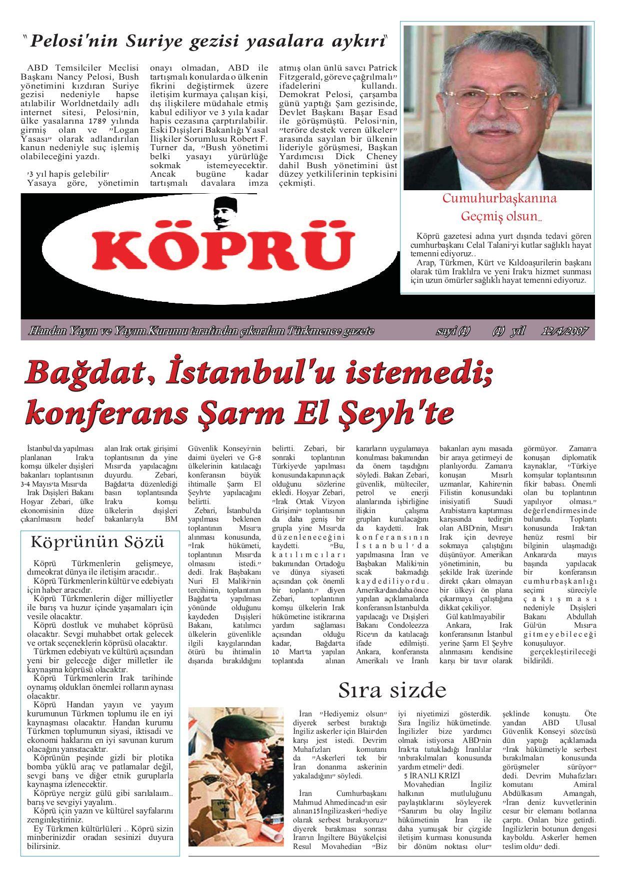 Irak Dışişleri Bakanından Türkiye yorumu: Bütün seçenekler önümüzde 74