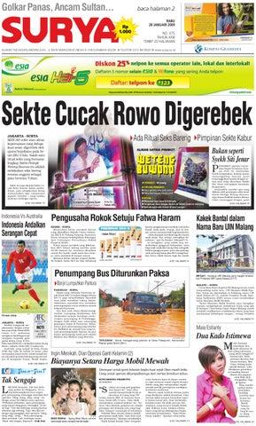 Surya Edisi Cetak 05 Des 2009 by Harian SURYA - issuu b9d4c112a5