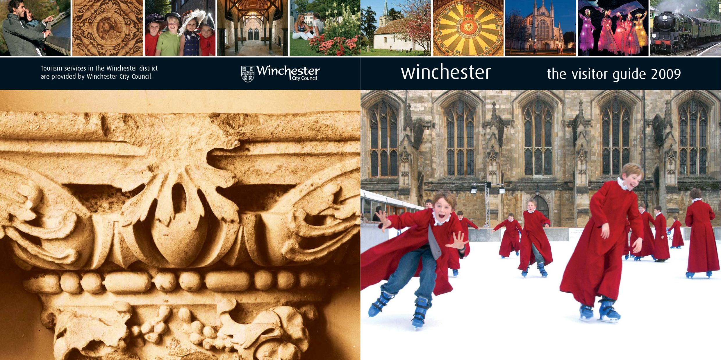 896f95c8063 Winchester Visitor Guide 2009 by Winchester City Council - issuu