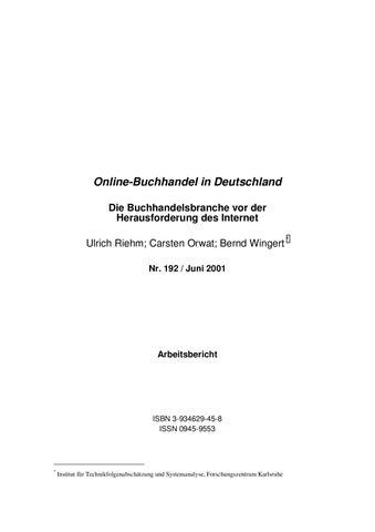Zusammenfassung by Philipp Schmitz - issuu