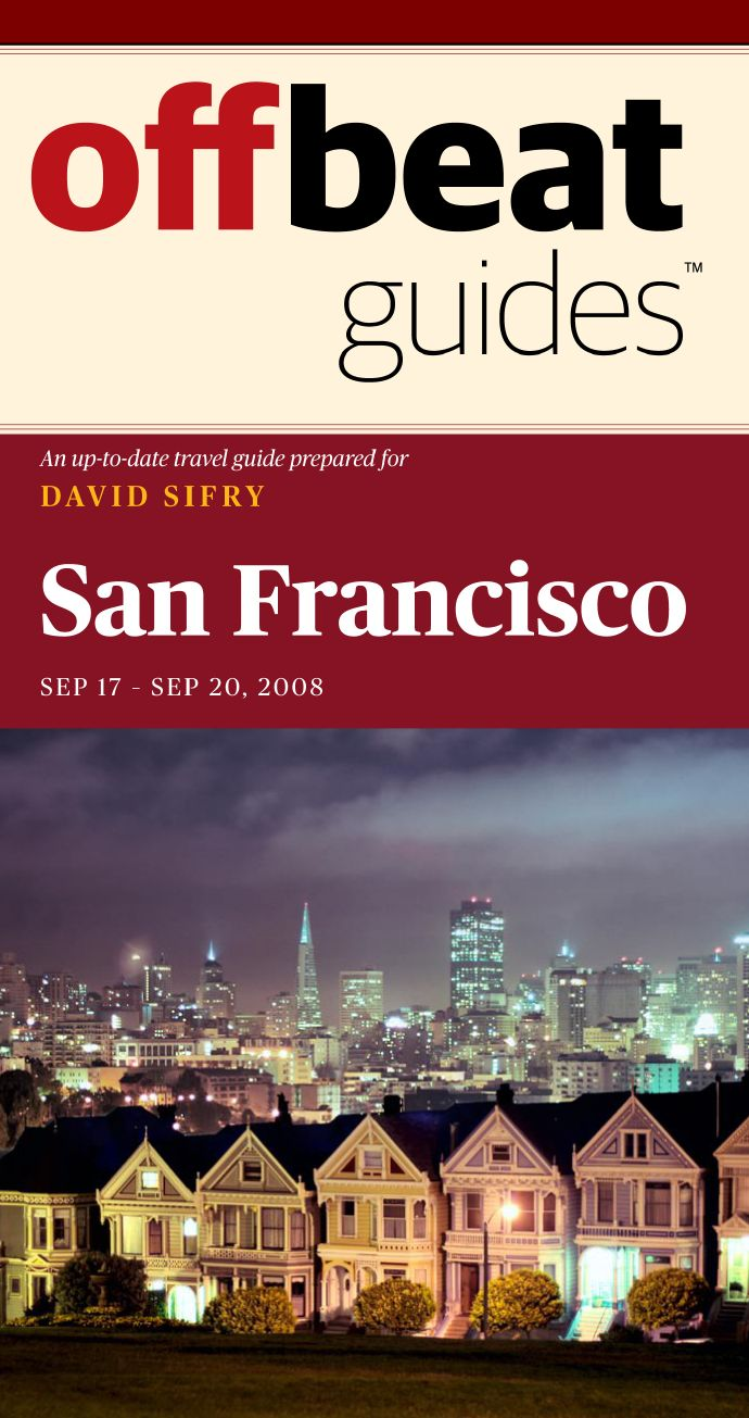 Personalized San Francisco Travel Guide By Gregory Koberger Issuu Ghirardelli Heels Bay Beige 36
