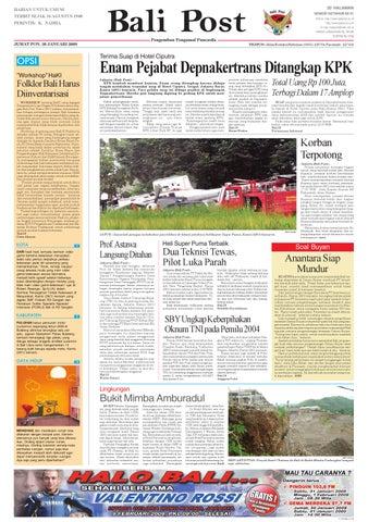 bali post jum at 30 januari 2009 by e paper kmb issuu rh issuu com