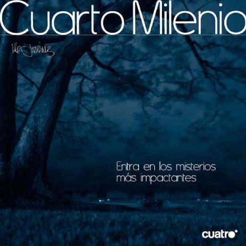 Nueva colección Cuarto Milenio by ikerjimenez ikerjimenez.com - issuu
