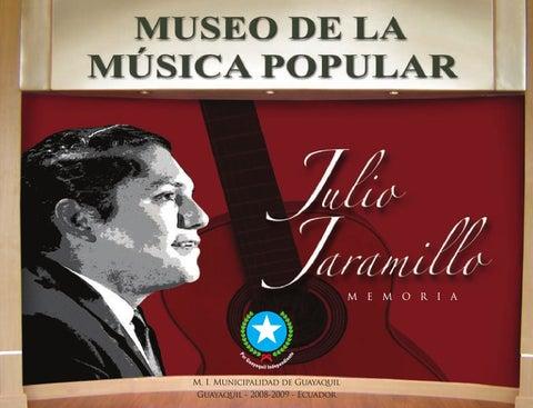 94400ff27701 Museo de la Musica Popular Julio Jaramillo. Autora Jenny Estrada by ...