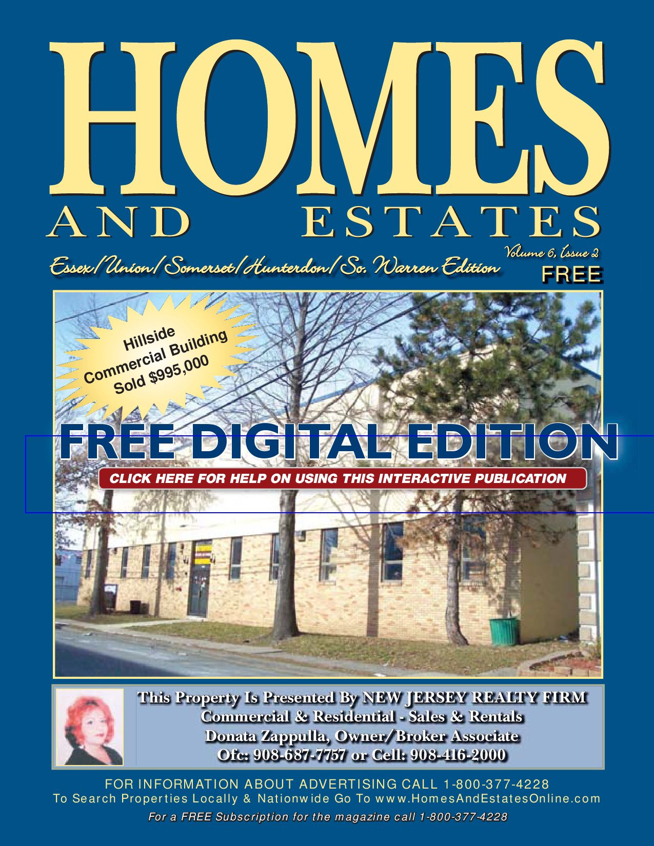 Homes And Estates Magazine Essex Hud Somer Hunter Union
