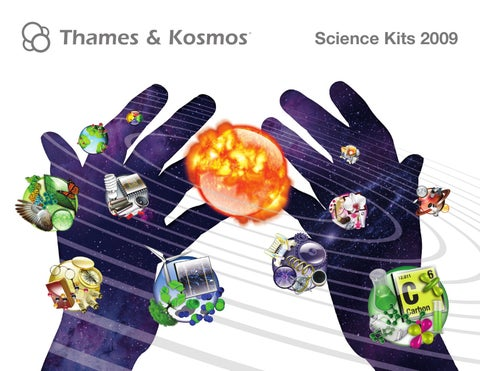 719348fa6 2009 Thames & Kosmos Science Kits by Thames & Kosmos - issuu