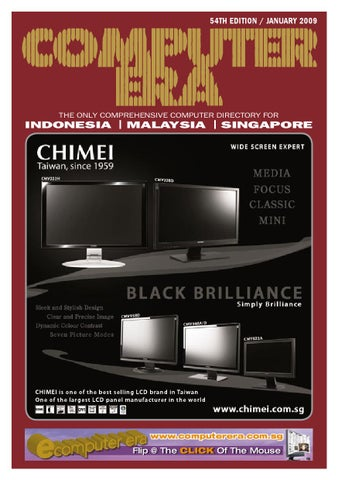 Computer Era 54th Edition Indonesia Section By Eastern Trade Media