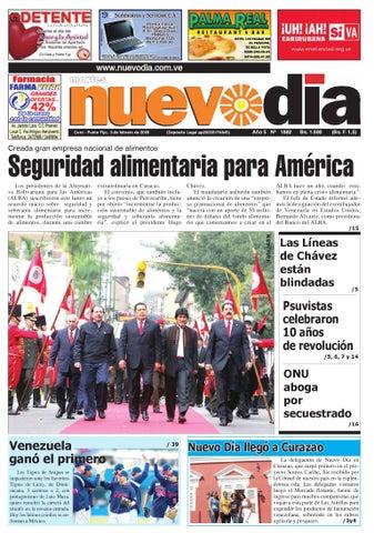 e7bbdcb181694 Diario Nuevodia Martes 03-02-2009 by Diario Nuevo Día - issuu