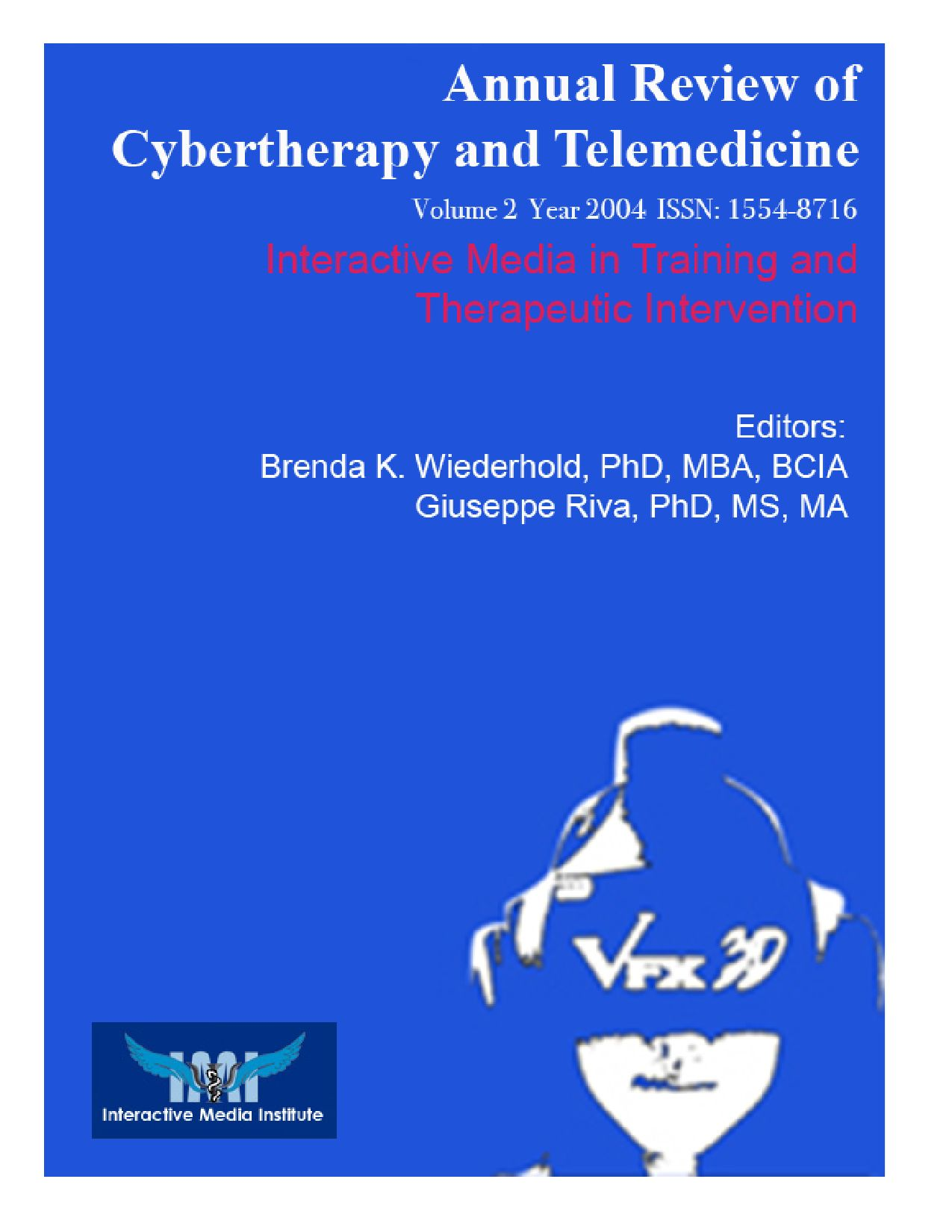 Annual Review Of Cybertherapy And Telemedicine Volume 2 Summer Authorborg Keyword Intergrated Circuit Sound Signal Busy Noise 2004 By Giuseppe Riva Issuu