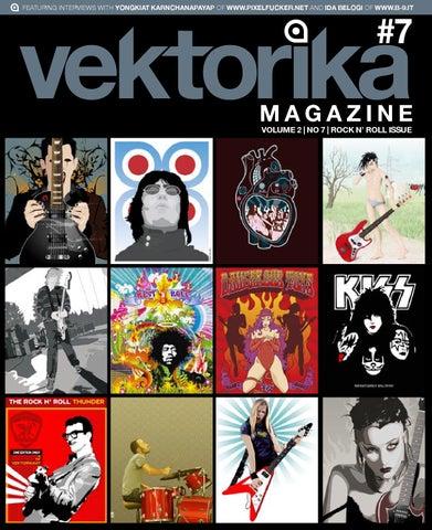 Vektorika Magazine Pdf