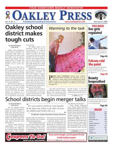 1669601d27 Oakley Press 2.06.09 by Brentwood Press   Publishing - issuu