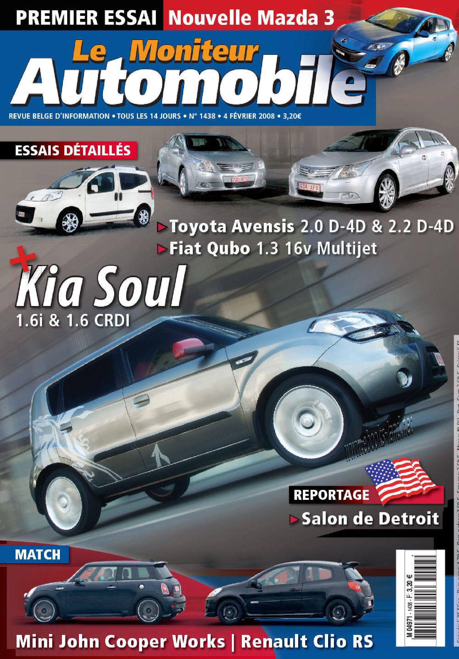 Moniteur.Automobile.N1438.French.Mag-eLAND.pdf by ebooks land - issuu