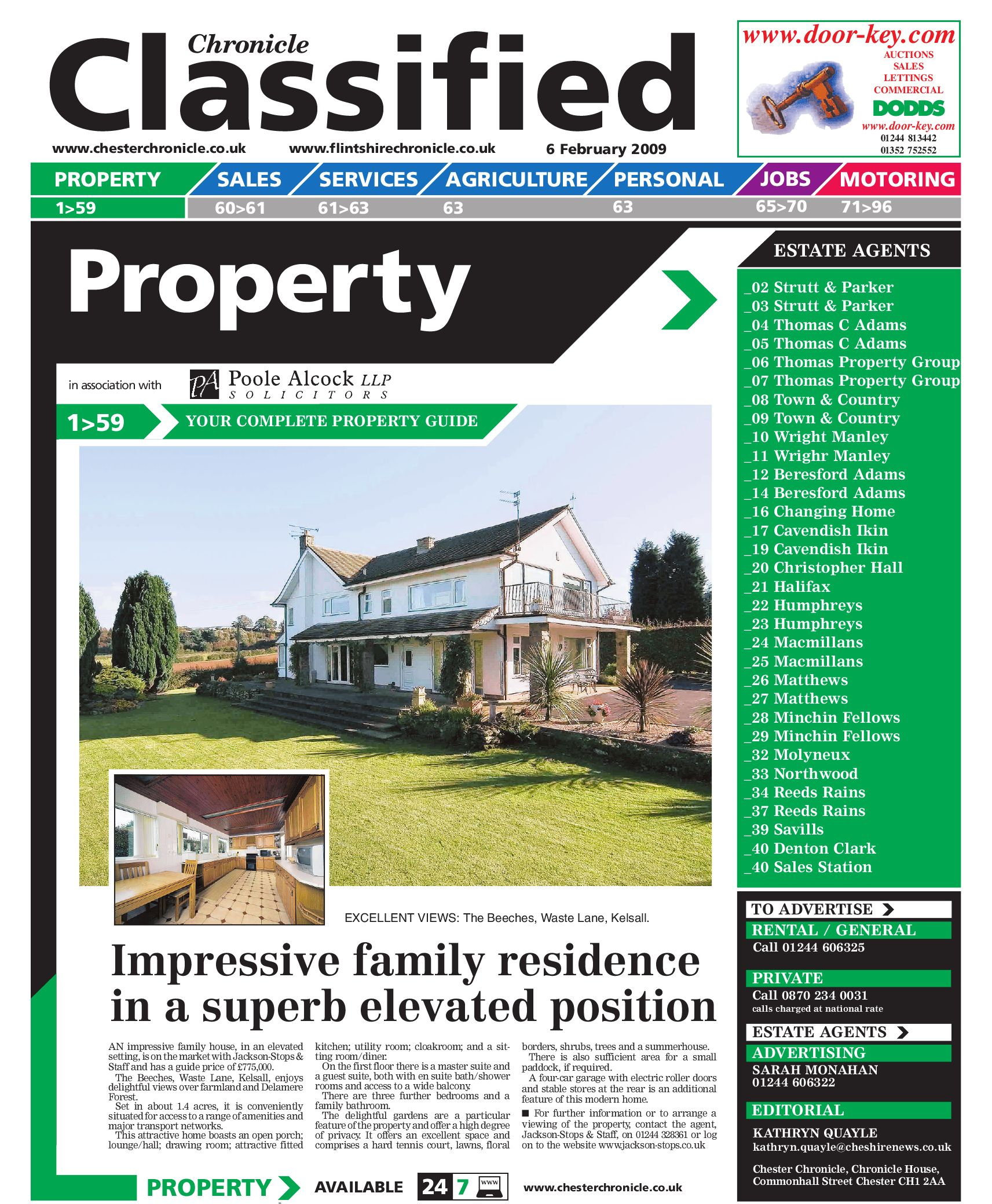 Chester Chronicle property, 6/2/09 by James Shepherd - issuu