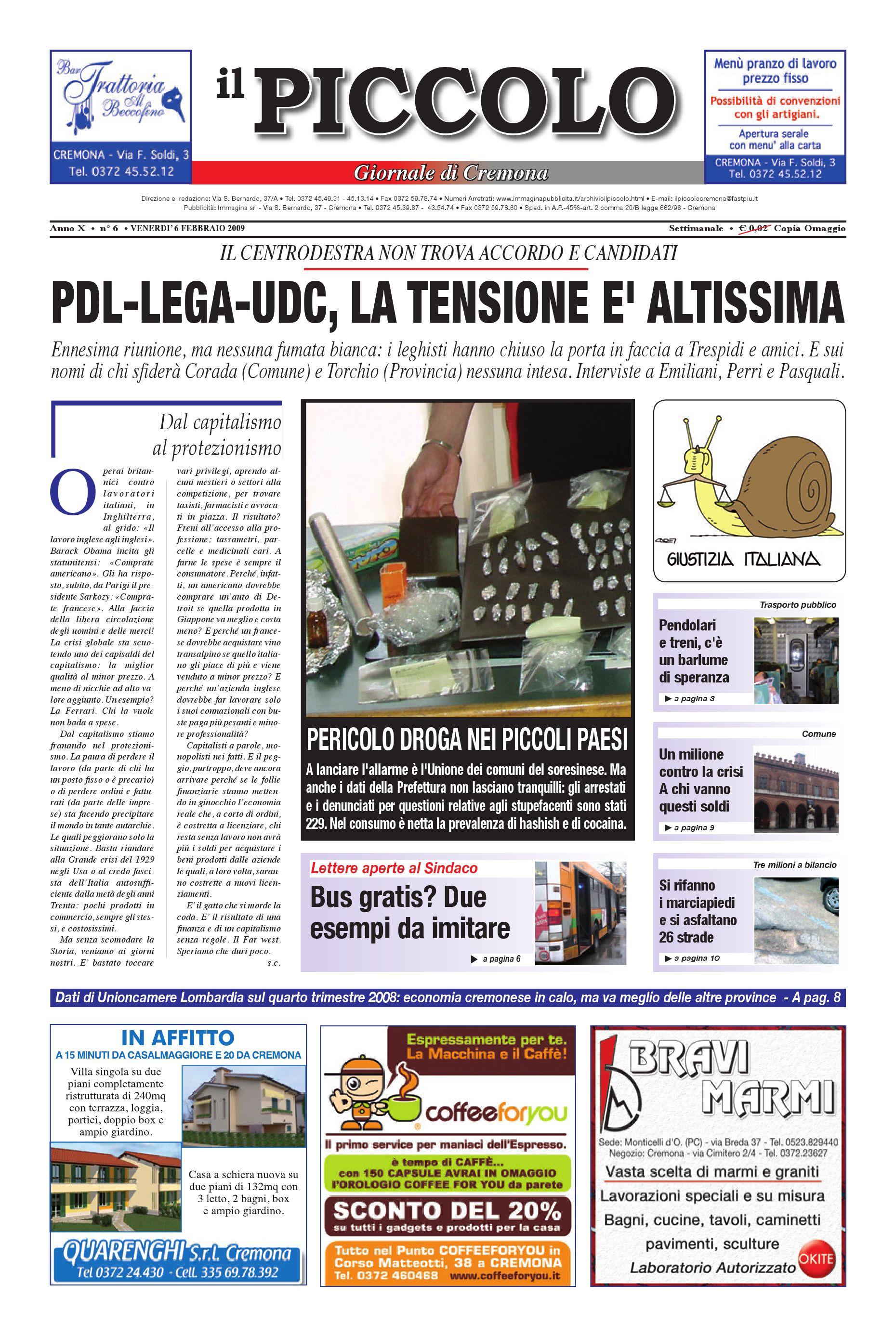By Giornale Promedia Piccolo Di Cremona Il Issuu RInSWBn