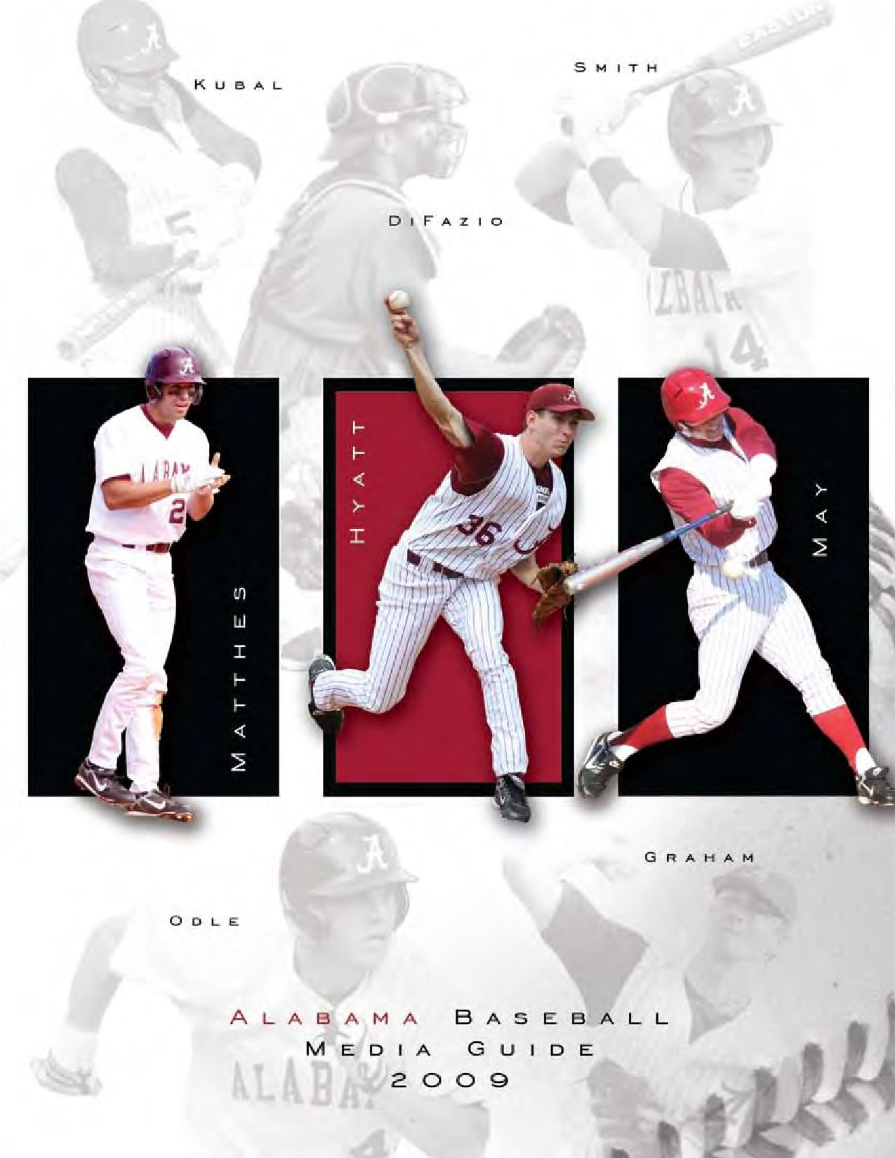 2009 Alabama Baseball Media Guide by Alabama Crimson Tide issuu