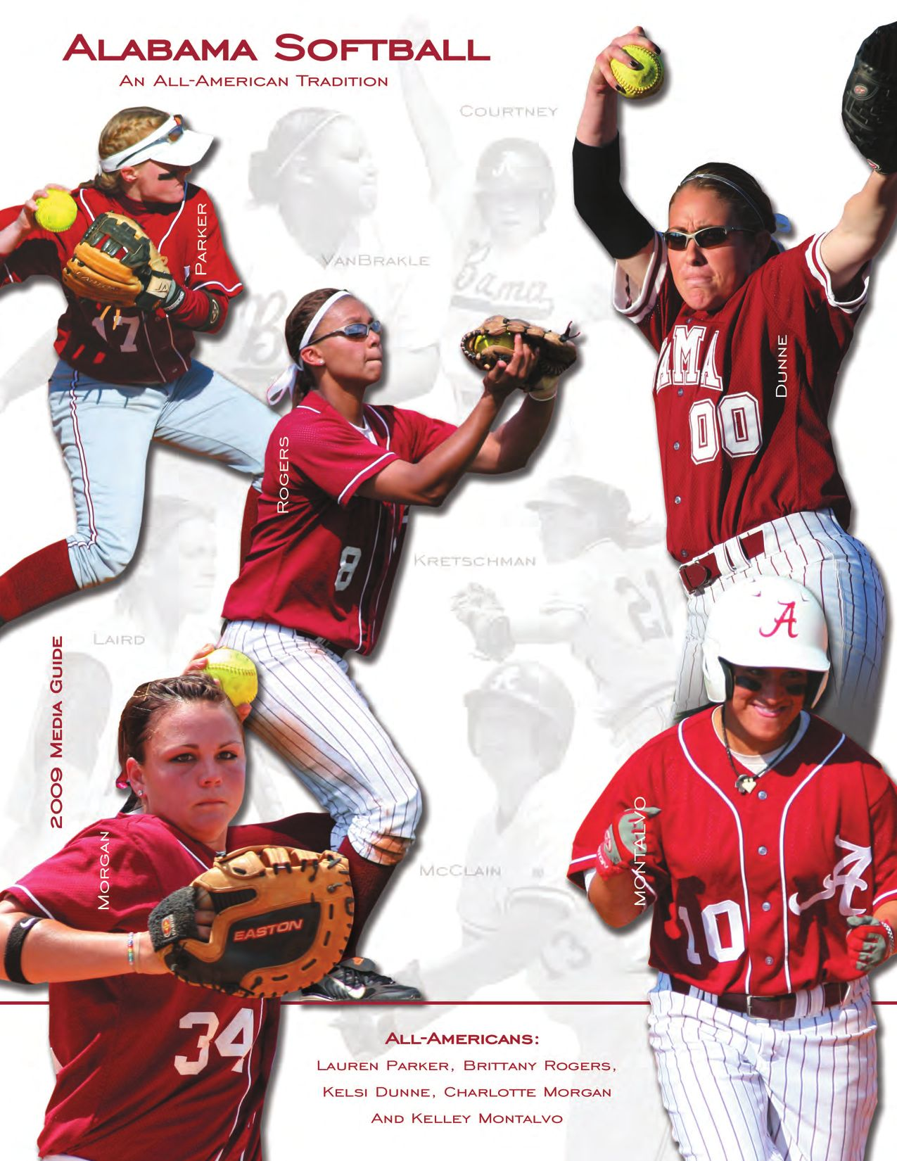 2017 Softball Media Guide By Chattanooga Athletics