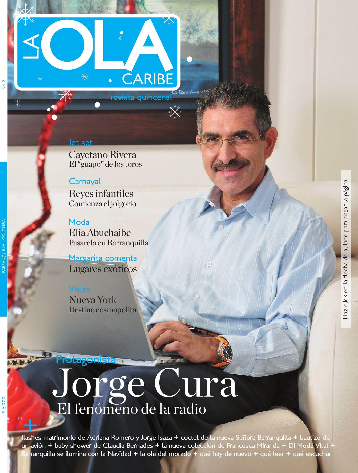 Edici N 27 By Revista La Ola Caribe Issuu # Rumie Muebles Y Espacios Cartagena