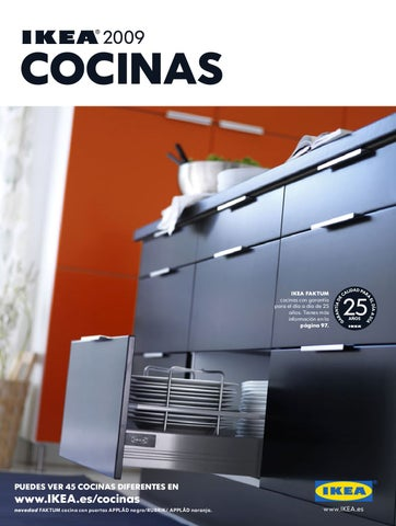 Greenbox demo cocinas integrales by greenbox software issuu - Catalogo ikea 2008 ...