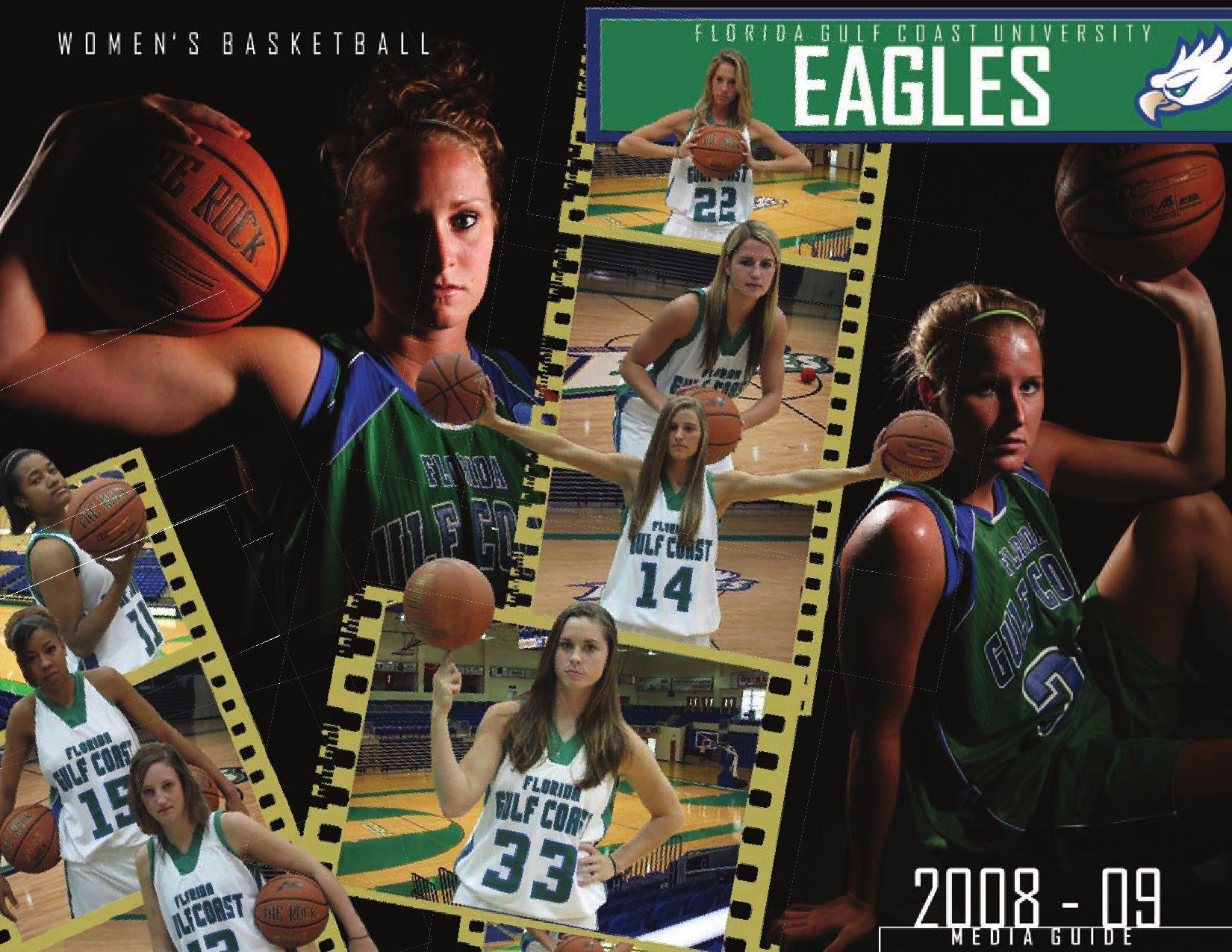 2008 09 FGCU Women s Basketball Media Guide by FGCU Athletics issuu