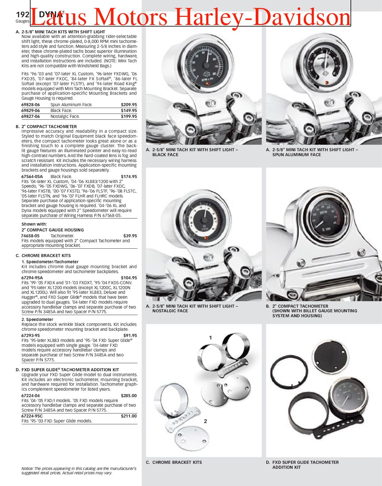 Harley Davidson Dyna Parts And Accessories Catalog By Fxd Wiring Harness Of Portland Issuu