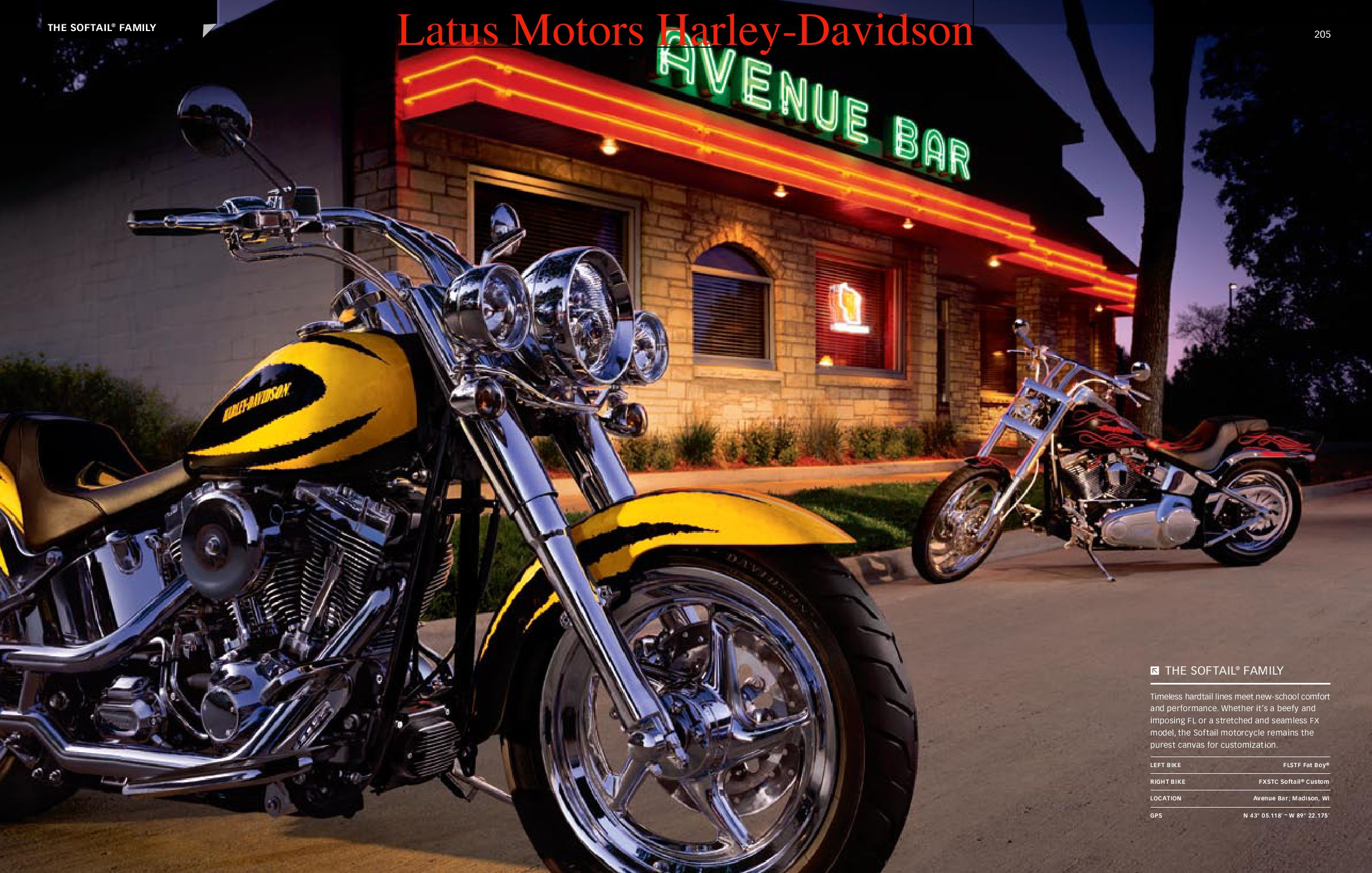 Harley Davidson Softail Parts And Accessories Catalog By Gps Wiring Of Portland Issuu