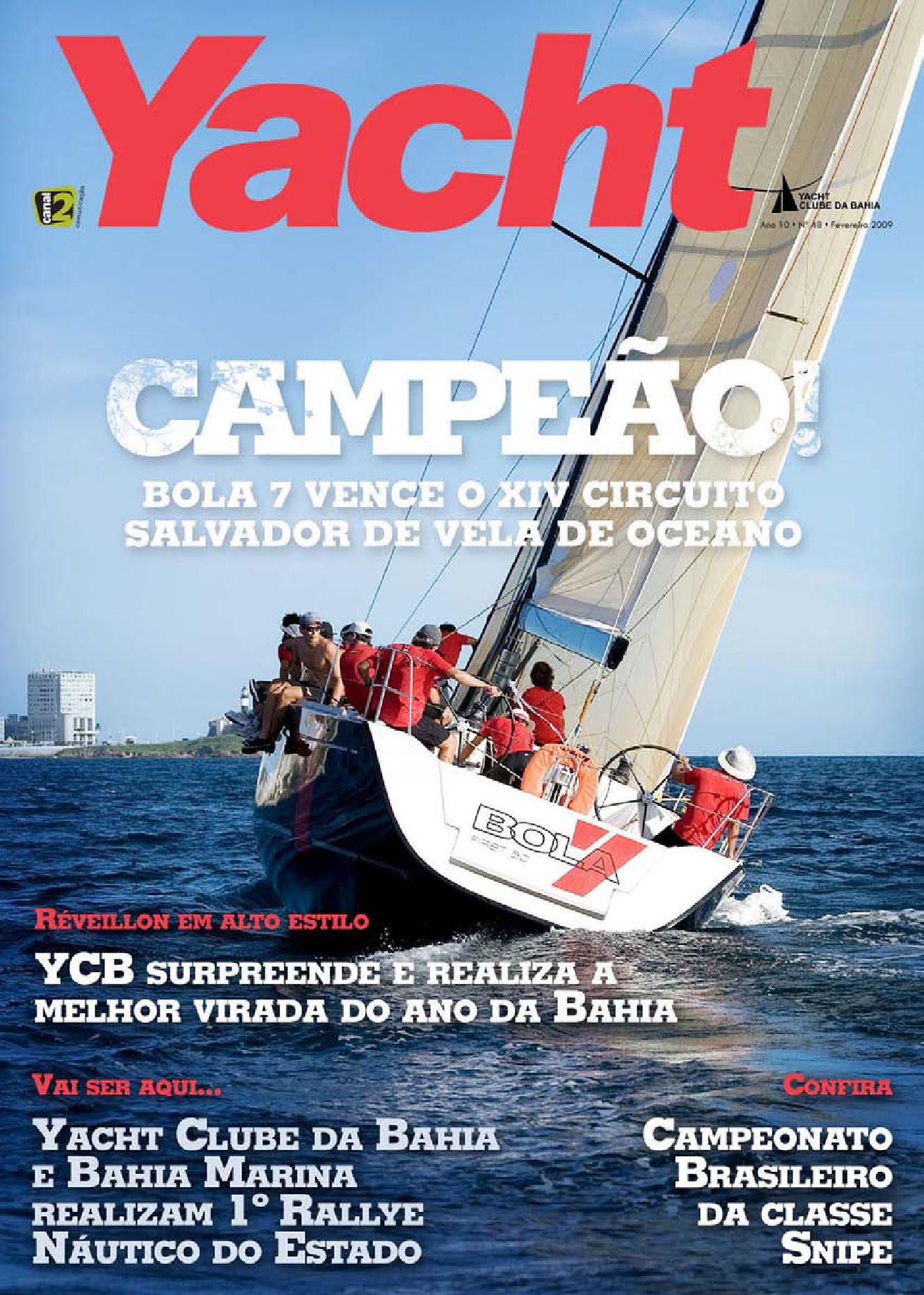 50c6b5c030 revista yacht 48 by Canal 2 Comunicação - issuu
