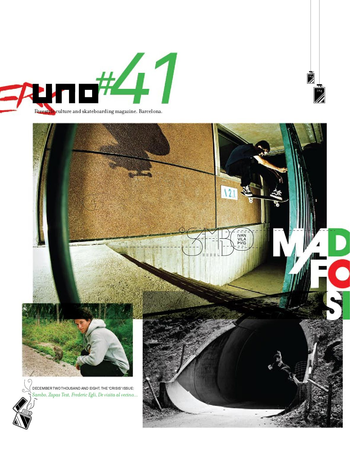 UNO MAGAZINE 41 by Snow Planet Base - issuu 2de154dc7c1