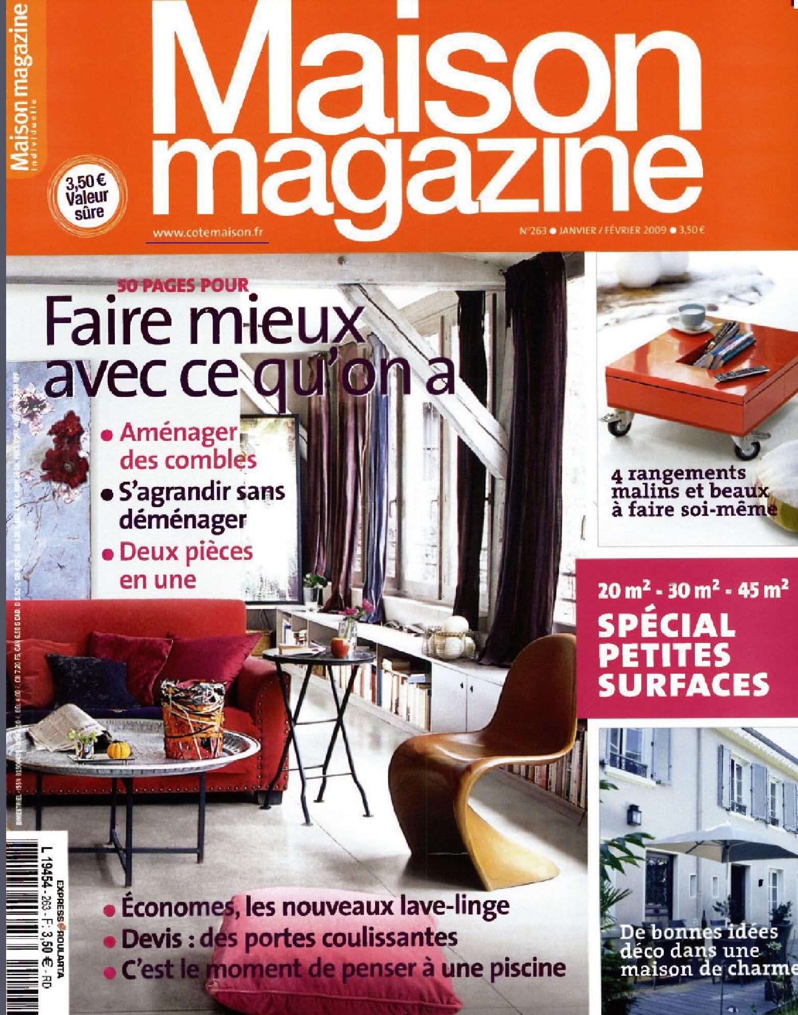 Maison n263 french mag eland by ebooks land issuu for Maison magazine