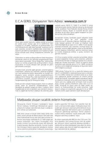 Rvc Ist Yl 1 Say 4 Ubat 2009 By Hakan Akbulut
