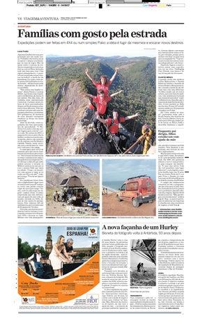 52c14da116 Viagem & Aventura, Turismo by Lucas Brandino - issuu