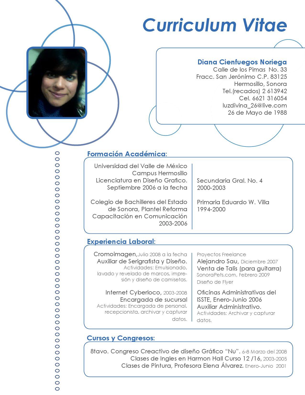 Contemporáneo Plantilla De Curriculum Vitae Administrativo Asistente ...