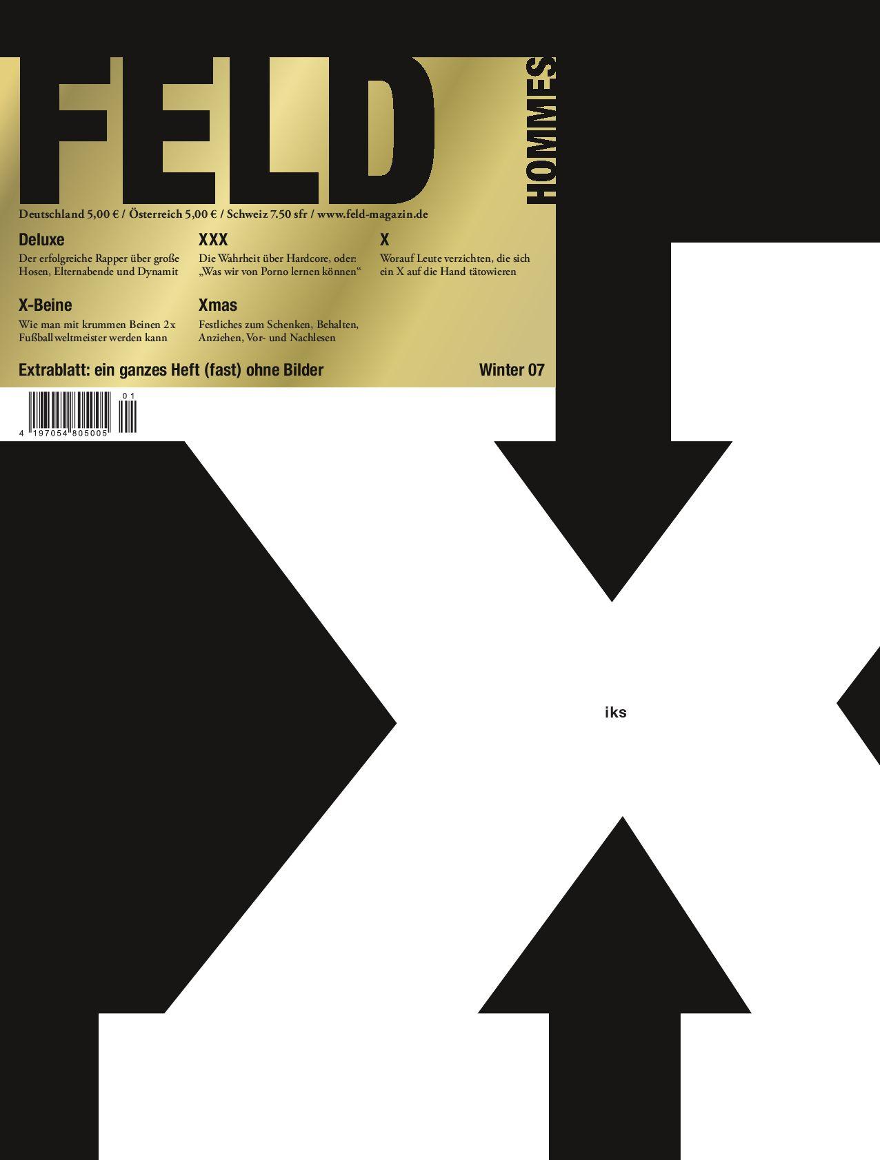 Neef Nicht Porno feld hommes - xfeld verlag - issuu